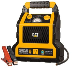 CAT CJ1000CP 1000 Peak Amp Jump Starter, Power Station, Air Compressor for Sale in Bakersfield, CA