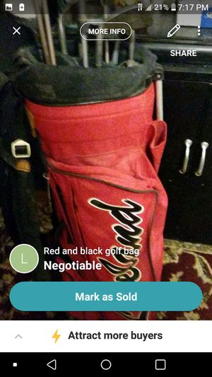 Golf clubs and bag for Sale in Denver, CO