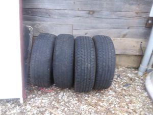 Firestone 215 65R 16 tires for Sale in Lovingston, VA