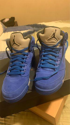 Jordan retro 5 6 1/2 y for Sale in Los Angeles, CA