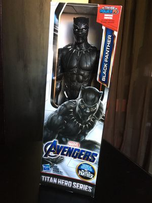"""Black Panther Marvel 12 """" Action Figure for Sale in West Covina, CA"""