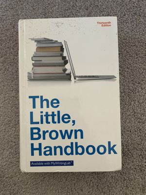 The little, brown handbook for Sale in Chicago, IL