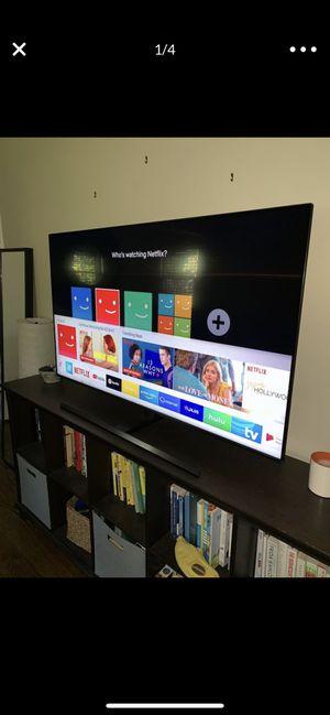 Samsung Smart TV - un55nu800d for Sale in Irvine, CA