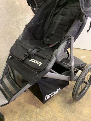 Baby Stroller Joovy Ultra Light with Skate on the Back for Sale in Denver, CO