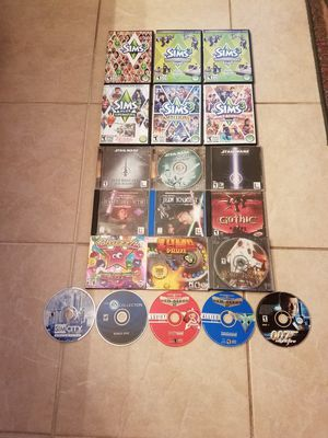 Computer games $20 for Sale in Fort Myers, FL