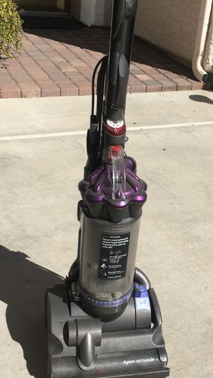 Dyson 28 Upright Vacuum, works well. Needs the belt for bottom brush. for Sale in Las Vegas, NV