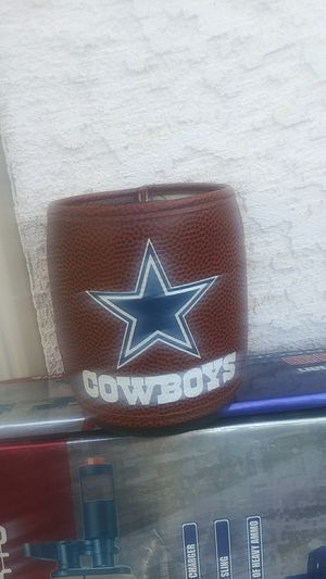 Dallas cowboys can holder for Sale in Grover Beach, CA
