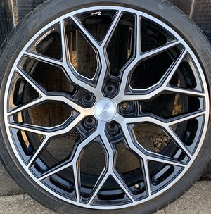 "20"" Vossen HF2 rims for Sale in San Jose, CA"