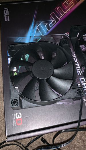 2x NZXT 120mm Computer Fans for Sale in College Station, TX