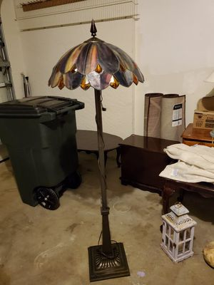 Floor lamp for Sale in Port St. Lucie, FL