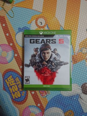 Xbox one - gears of war 5 for Sale in Los Angeles, CA