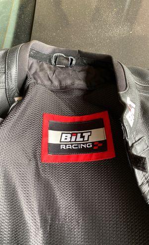 Motorcycle jacket BILT RACING for Sale in Missouri City, TX