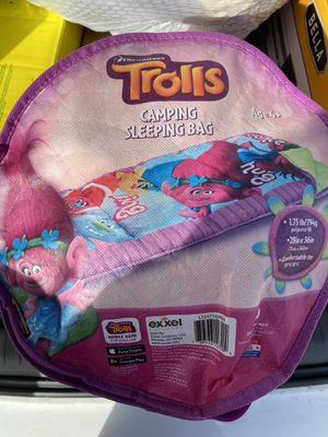 Trolls sleeping bag for Sale in Victorville, CA