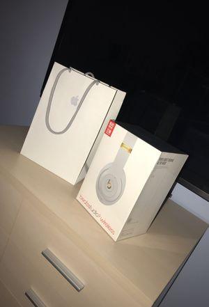 Beats Studio Wireless 3 White for Sale in Addison, IL