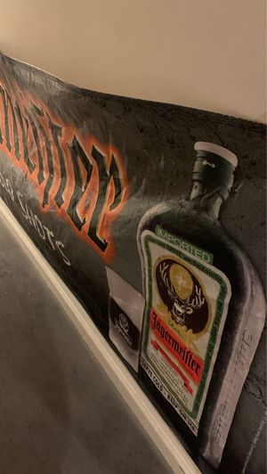 HUGE Jagermister Banner! for Sale in Cayce, SC