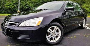 Wonderful 2007 Honda Accord SEDAN-AWDWheels Cool for Sale in Charleston, WV