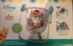 Baby portable swing for Sale in San Diego, CA