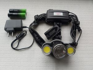 3Led Waterproof Led Headlamp Headlight Torch Lamp Light for Sale in San Diego, CA