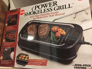 Power Smokeless Grill for Sale in Bakersfield, CA
