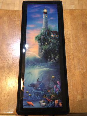 "David Miller artwork. Beautiful wall art 42"" x 16"" for Sale in Virginia Beach, VA"