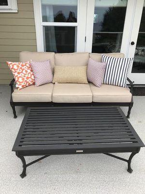 Restoration Hardware Antibes Outdoor Furniture Set for Sale in Seattle, WA