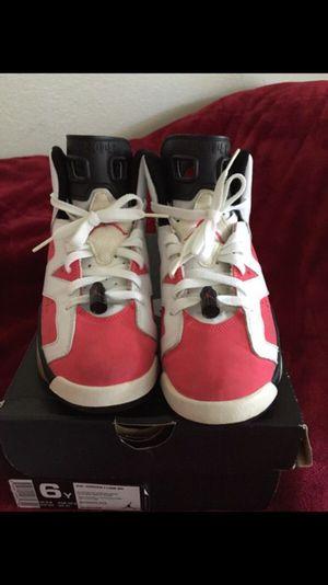 Air Jordan coral 6's for Sale in Long Beach, CA