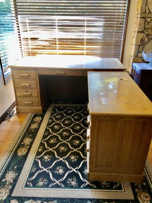 Home Office - Executive Desk for Sale in Tustin, CA