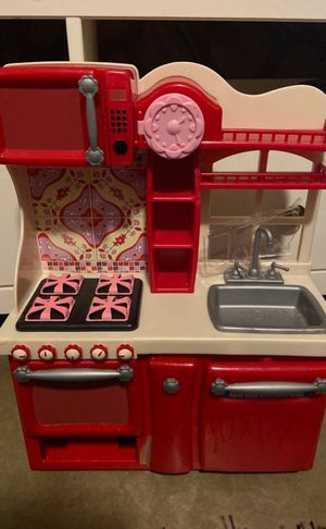 Doll kitchen set for Sale in Cerritos, CA