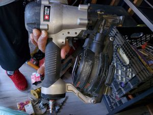 Nail gun used in roofing for Sale in Santa Ana, CA