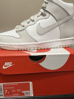 Nike Dunk High Vast Grey for Sale in West Valley City,  UT