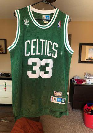 Larry bird Boston celtic classic jersey for Sale in Las Vegas, NV