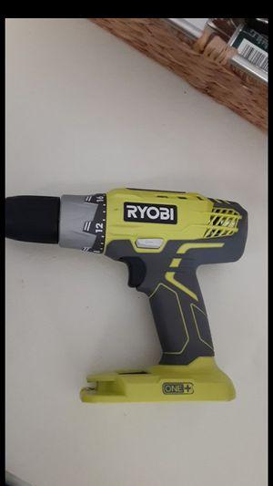 Ryobi drill for Sale in Victorville, CA