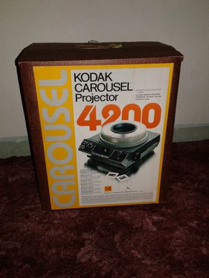 Slide projector for Sale in Tacoma, WA