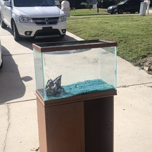 Fish Tank and Stand for Sale in Orlando, FL