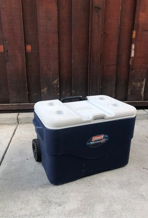 cooler with Wheels, in good condition for Sale in San Jose, CA