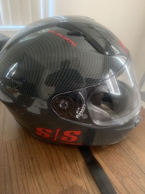 Motorcycle helmet s/s Speed and strength large for Sale in Toledo, OH