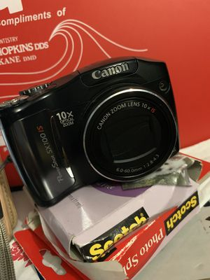 Canon 8MP CAMERA for Sale in Redondo Beach, CA