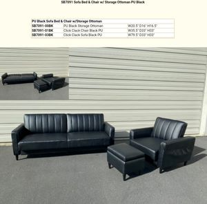 Nice Sofa Bed & Chair for Sale in Auburn, WA