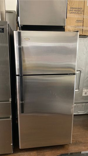 HAIER TOP FREEZER REFRIGERATOR 18 CF for Sale in Covina, CA