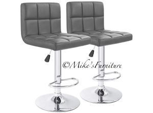 Brand new 2 gray bar stools ( shipping is available) for Sale in Orlando, FL