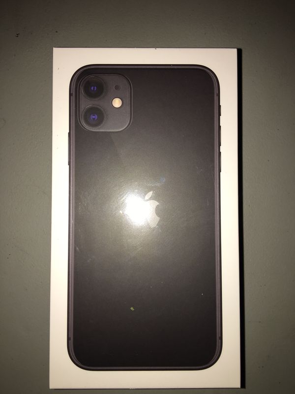 brand new GSM unlocked to any carrier iphone 11