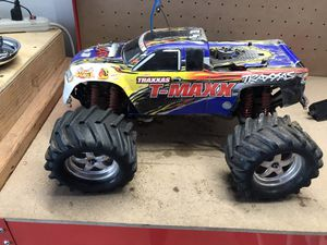 2 Traxxas Nitro cars for Sale in Oklahoma City, OK