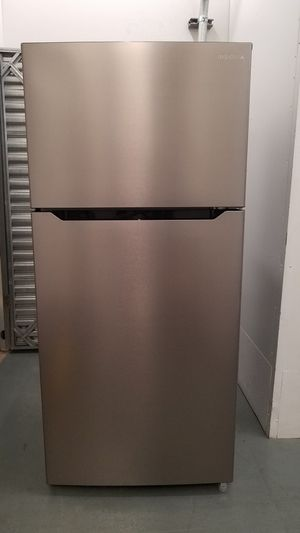 Stainless Steel Refrigerator for Sale in Hawthorne, CA