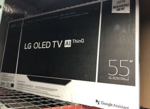 """55"""" LG OLED DOBLY VISION ATMOS SMART 4K UHD TV for Sale in Jurupa Valley, CA"""