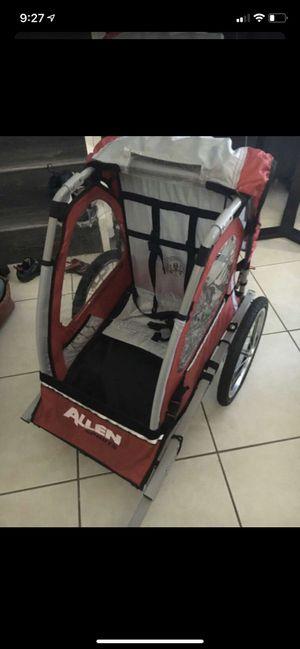 Bike kiddie trailer for Sale in Pompano Beach, FL