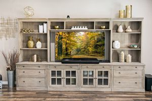 Pottery Barn Media Console Bookshelves for Sale in Damascus, OR