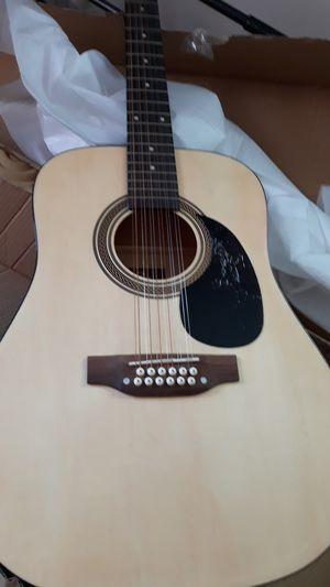 Guitar acoustic 12 string for Sale in Port St. Lucie, FL