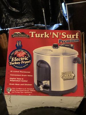 Electric Turkey frier for Sale in Virginia Beach, VA