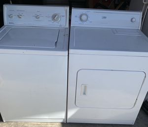 Kenmore Washer And Estate Dryer for Sale in Phoenix, AZ