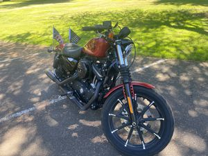2019 Harley Davidson Iron XL883N sportster 1k miles for Sale in Vancouver, WA